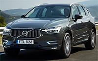 Volvo XC60. Imágenes exteriores.