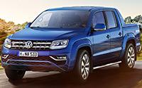 Volkswagen Amarok. Imágenes exteriores.
