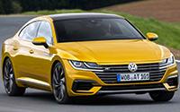 Volkswagen Arteon. Imágenes exteriores.