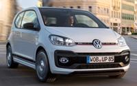 Volkswagen up! GTI prototipo. Imágenes exteriores e interiores.