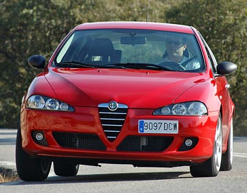 alfa romeo 147 5p 1 9 jtd 150 cv 2005 informaci n general. Black Bedroom Furniture Sets. Home Design Ideas