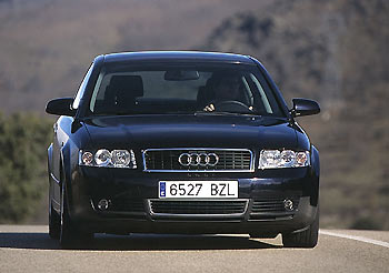 Audi A4 20 Turbo Gasolina
