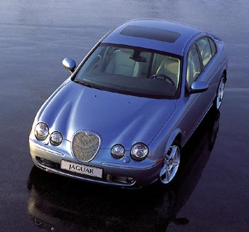 Foto de - jaguar s-type 1998