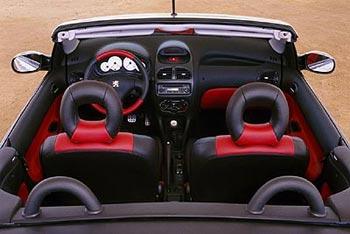 Peugeot 206 Cupé Cabrio (2001) | Información general - km77.com