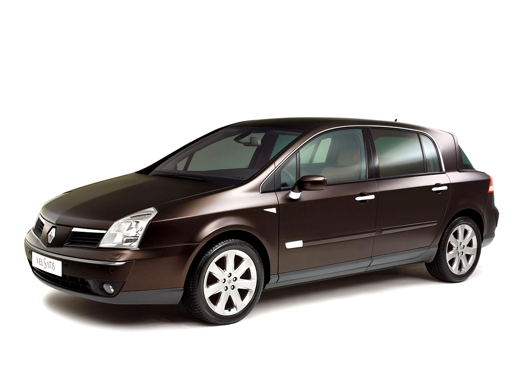 Renault deja de fabricar el Vel Satis.