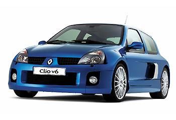 Renault Clio 3 0 V6 Renault Sport 2004 Informacion General