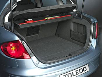 Seat toledo 2005 proporciones peculiares mucho - Dimensiones seat ...