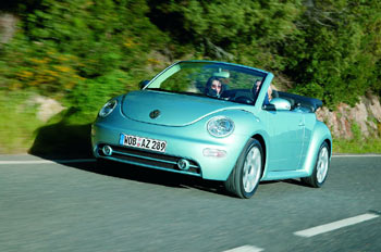 Volkswagen New Beetle quotazioni usato, listino Volkswagen ...