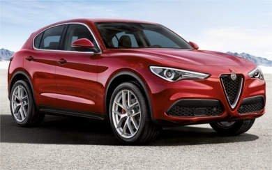 Ver mas info sobre el modelo Alfa Romeo Stelvio