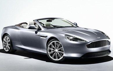 Ver mas info sobre el modelo Aston Martin Virage