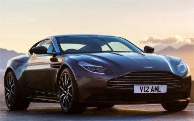 Ver mas info sobre el modelo Aston Martin DB11