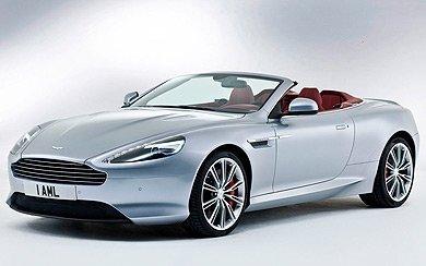 Ver mas info sobre el modelo Aston Martin DB9