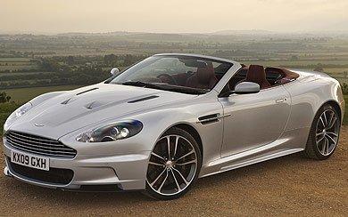Ver mas info sobre el modelo Aston Martin DBS
