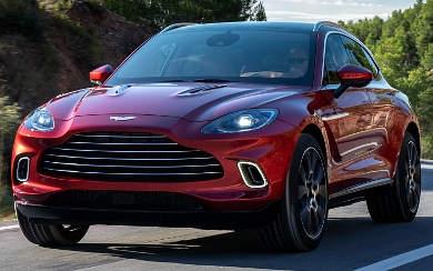Ver mas info sobre el modelo Aston Martin DBX