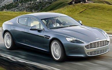 Ver mas info sobre el modelo Aston Martin Rapide