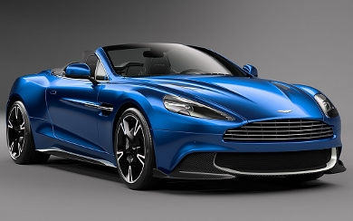 Ver mas info sobre el modelo Aston Martin Vanquish