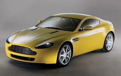 Ver mas info sobre el modelo Aston Martin Vantage