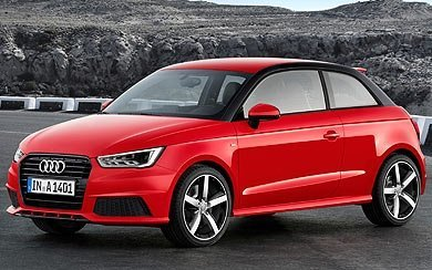 Foto Audi A1 1.0 TFSI 70 kW (95 CV) Attraction S tronic 7 vel. (2015-2018)