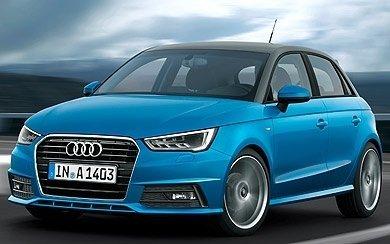 Foto Audi A1 Sportback 1.4 TFSI 92 kW (125 CV) Design S tronic 7 vel. (2014-2018)