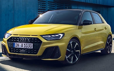 Foto Audi A1 Sportback Advanced 35 TFSI (2018)