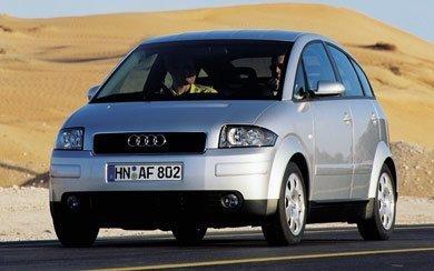 Ver mas info sobre el modelo Audi A2