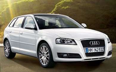 Audi A3 Sportback 1.9 TDI Attraction (2008-2009)  d7b625ec607