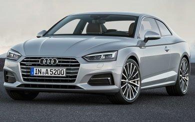 Foto Audi A5 Coupé 2.0 TFSI 140 kW (190 CV) S tronic (2018)