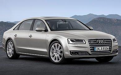 Ver mas info sobre el modelo Audi A8