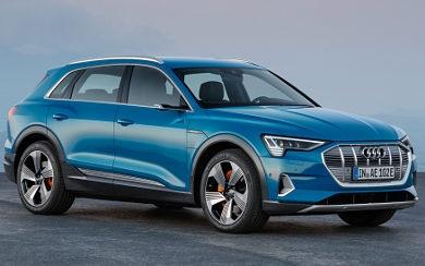 Ver mas info sobre el modelo Audi e-tron