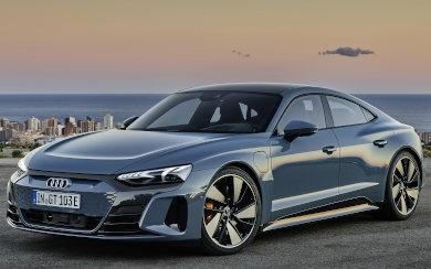 Ver mas info sobre el modelo Audi e-tron GT