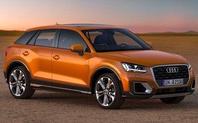 Ver mas info sobre el modelo Audi Q2
