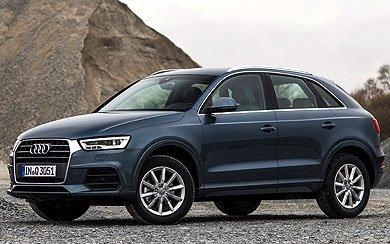 Ver mas info sobre el modelo Audi Q3