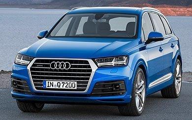 Foto Audi Q7 3.0 TDI 160 kW (218 CV) ultra quattro tiptronic 8 vel. design 5 plazas (2015-2018)