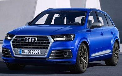 Ver mas info sobre el modelo Audi Q7