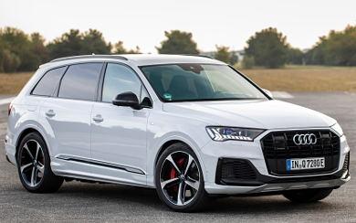 Foto Audi Q7 55 TFSIe quattro (2020)