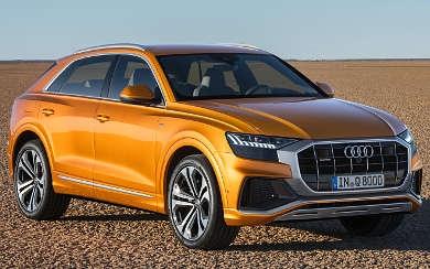 Ver mas info sobre el modelo Audi Q8