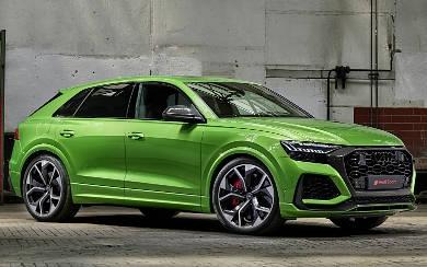 Foto Audi RS Q8 TFSI quattro tiptronic 441 kW (600 CV) (2019)