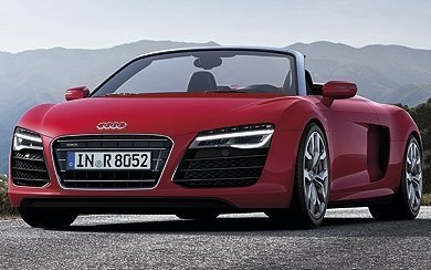 Ver mas info sobre el modelo Audi R8