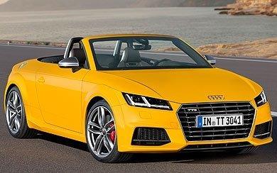 Ver mas info sobre el modelo Audi TT