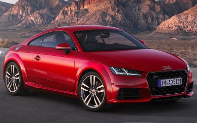 Foto Audi TT Coupé 40 TFSI 145 kW (197 CV) S tronic 7 vel. (2019)