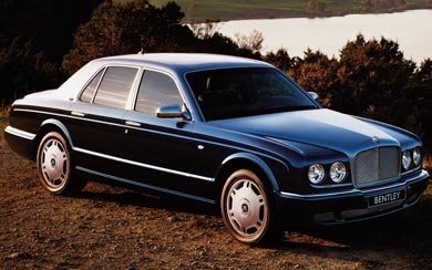 Ver mas info sobre el modelo Bentley Arnage