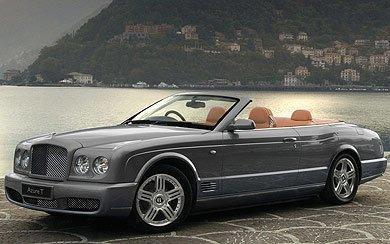 Ver mas info sobre el modelo Bentley Azure