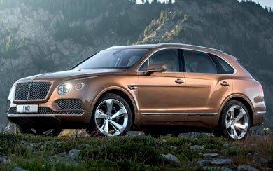Ver mas info sobre el modelo Bentley Bentayga