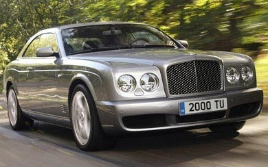 Ver mas info sobre el modelo Bentley Brooklands