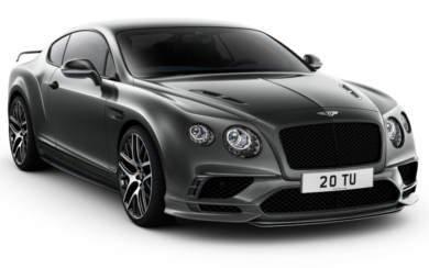 Ver mas info sobre el modelo Bentley Continental GT