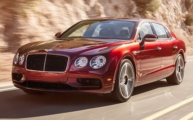 Ver mas info sobre el modelo Bentley Flying Spur