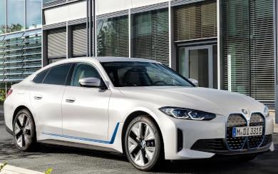 Ver mas info sobre el modelo BMW i4