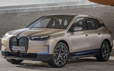 Ver mas info sobre el modelo BMW iX