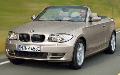 Foto BMW 125i Cabrio (2008-2010)