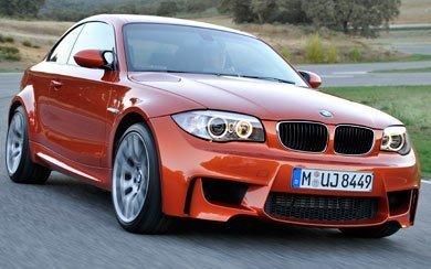 Foto BMW Serie 1 M Coupé (2011-2012)